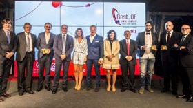 Ramón Bilbao, Páganos y Valdelana, ganadores de los Premios Best Of de Turismo Vitivinícola 2017