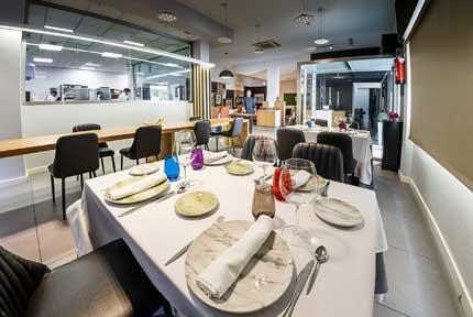 Tecnovino VII Copa Jerez restaurantes espanoles La Curiosidad de Mauro Barreiro