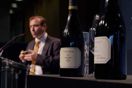 Tecnovino Wine Culinary Forum International Bodegas Torres 3