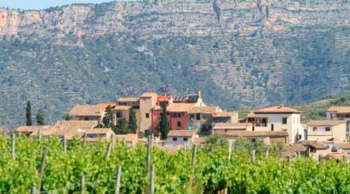 Tecnovino hoteles para hacer enoturismo Espana Quinta de Cal Llop 1
