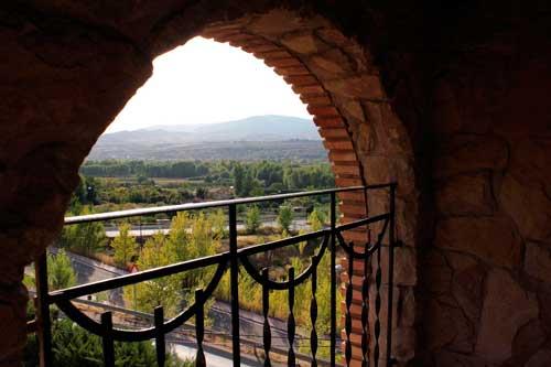 Tecnovino hoteles para hacer enoturismo Espana Casa del Cofrade 1