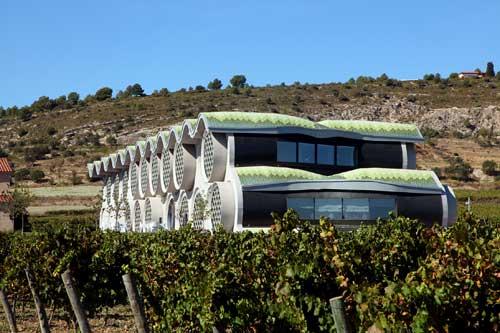 Tecnovino hoteles para hacer enoturismo Espana Mastinell 1