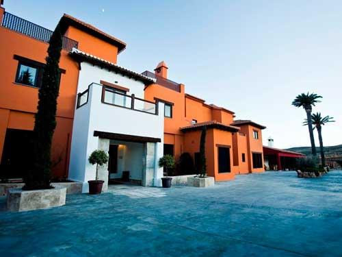Tecnovino hoteles para hacer enoturismo Espana Senorio de Nevada 1