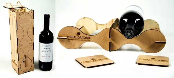 Tecnovino innovaciones ecologicas bebidas Pinhal da Torre