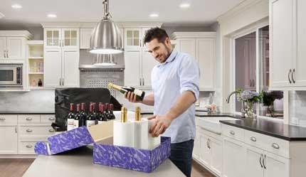 Tecnovino transportar botellas de vino Wine Check Lazenne 1