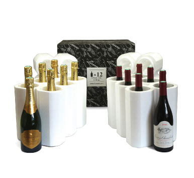 Tecnovino transportar botellas de vino Wine Check Lazenne 3