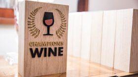 Los vinos triunfadores del concurso Champions Wine 2016