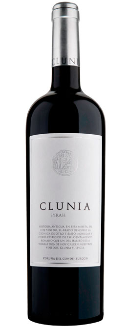 Tecnovino Clunia Syrah Bodegas Clunia
