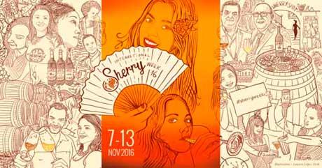 Tecnovino International Sherry Week 1