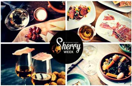 Tecnovino International Sherry Week 2