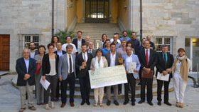 El ICSuro entrega el Premio de Emprendimiento con Corcho