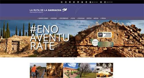 Tecnovino Premios de Enoturismo de Acevin Garnacha