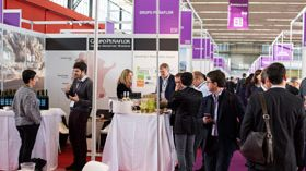 Más de 6000 visitantes acuden a la feria World Bulk Wine Exhibition 2016