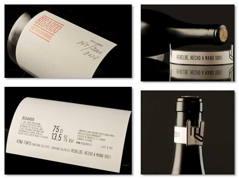 Tecnovino disenos relacionados con el vino Liderpack Bigardo 2