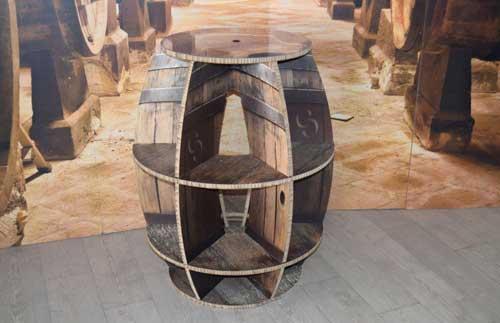 Tecnovino disenos relacionados con el vino Liderpack Encuny