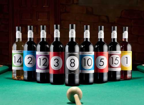 Tecnovino disenos relacionados con el vino Liderpack Montetoro
