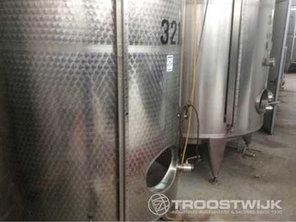 Tecnovino linea de elaboracion de vino Troostwijk 2