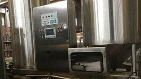 Subasta online de una completa y moderna gama de elaboración de vino espumoso