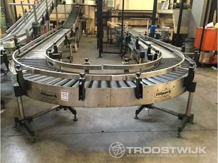 Tecnovino linea de elaboracion de vino Troostwijk 3