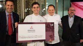 """Carles Tarrasó, ganador del """"Rioja Wine & Tapas"""""""