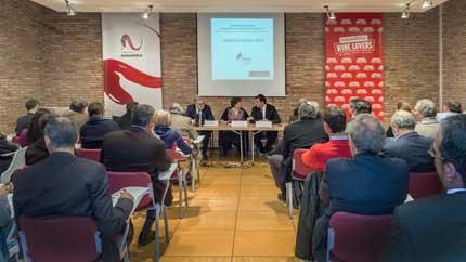 Tecnovino Consejos Reguladores Vitivinicolas CECRV David Palacios