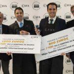 Rementeria y Pérez representarán al País Vasco y Cantabria en el concurso Mejor Sumiller Internacional en Cava