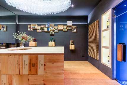 Tecnovino Pop Up Store de vinos Remirez de Ganuza 2