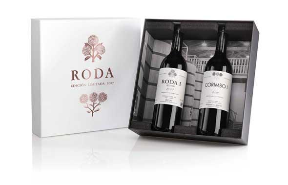 Tecnovino Vinos y espumosos Bodegas Roda