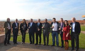 Tecnovino innovacion del sector del vino junta 280