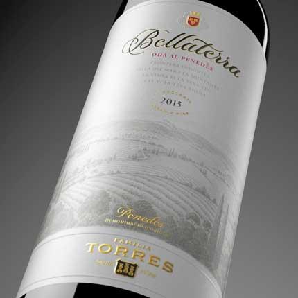 Tecnovino vino ecologico de Bodegas Torres Bellaterra 2