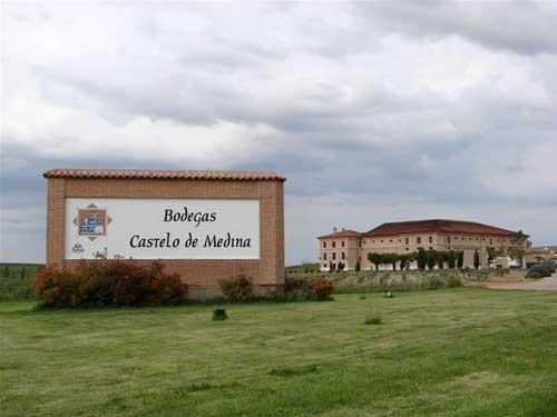 Tecnovino vinos de Castelo de Medina 2