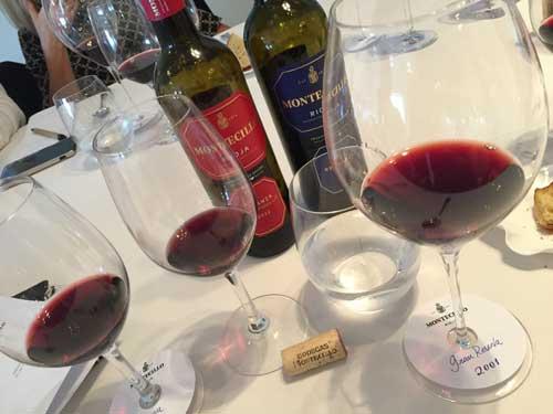 Tecnovino Bodegas Montecillo vino de Rioja 1