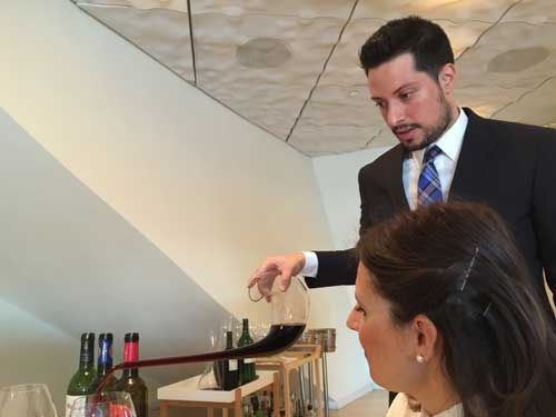 Tecnovino Bodegas Montecillo vino de Rioja 9
