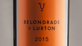Nueva añada del vino más emblemático de Bodega Belondrade