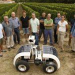 VineRobot 'se pasea' por Intervitis