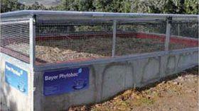 Los residuos de fitosanitarios a raya, con Bayer Phytobac