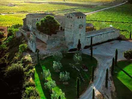 Tecnovino vino blanco Milmanda Bodegas Torres castillo