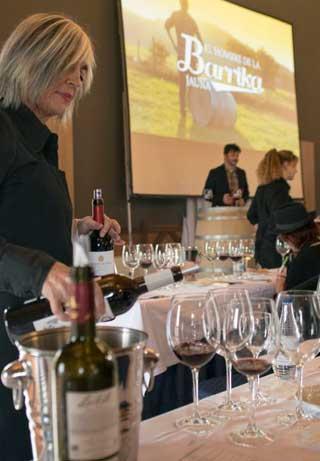 Tecnovino Rioja Alavesa jornada Abra 2