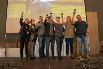 Tecnovino Rioja Alavesa jornada Abra 3