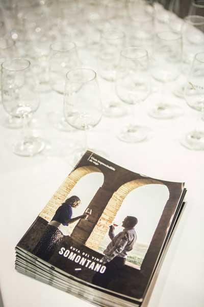 Tecnovino enoturismo Ruta del Vino de Somontano Fitur