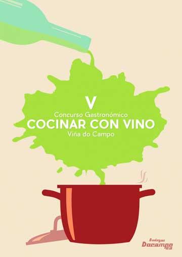 Tecnovino feria Xantar 2017 cocinar con vino