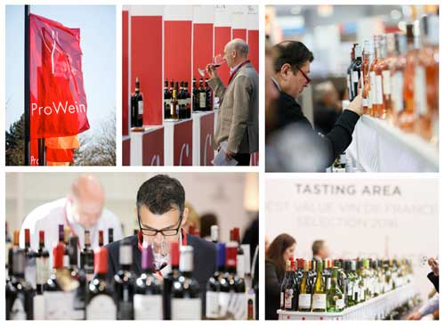Tecnovino feria del vino ProWein 2017