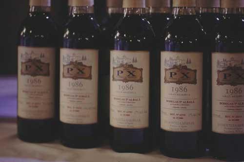 Tecnovino mejores vinos de Espana 2016 Don PX 1986