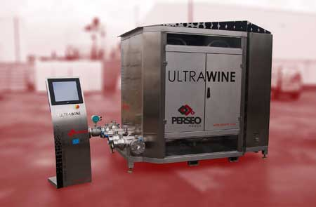 Tecnovino novedades tecnicas para viticultura y bodegas Enomaq Agrovin Perseo