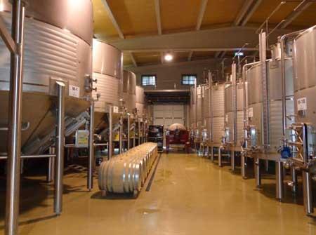 Tecnovino novedades tecnicas para viticultura y bodegas Enomaq Parcitank