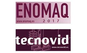 Tecnovino novedades tecnicas para viticultura y bodegas Enomaq Tecnovid 280