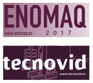 Tecnovino novedades tecnicas para viticultura y bodegas Enomaq Tecnovid