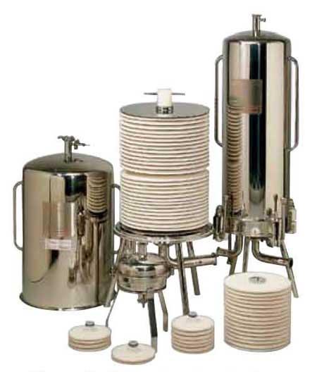 Tecnovino sistemas de filtracion para elaborar vinos 3M Purification 2