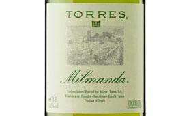 Milmanda, un vino blanco complejo de viñas viejas de chardonnay