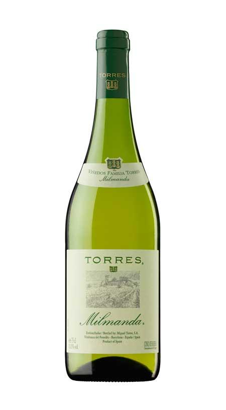 Tecnovino vino blanco Milmanda Bodegas Torres